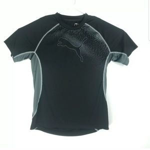 Puma Mens Medium Shirt Activewear Gym Running